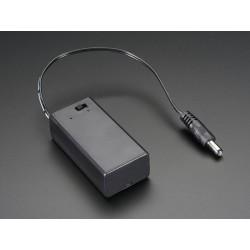 Batteriehalter mit Schalter